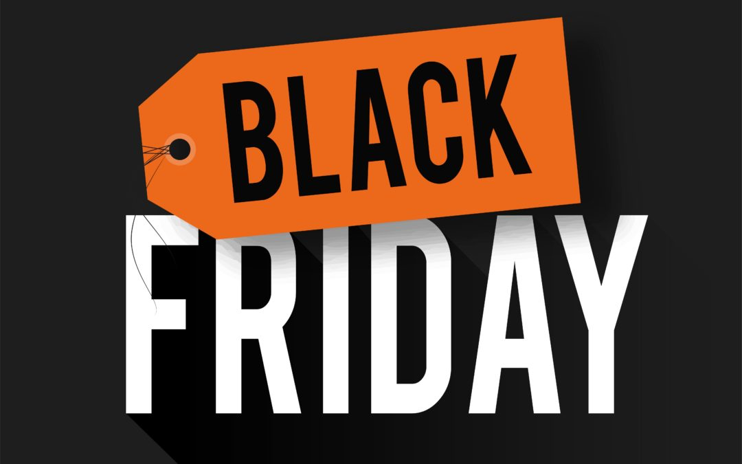Top tips to prepare your website for Black Friday