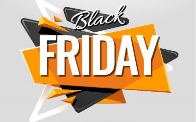 What are the big figures from Black Friday this year?
